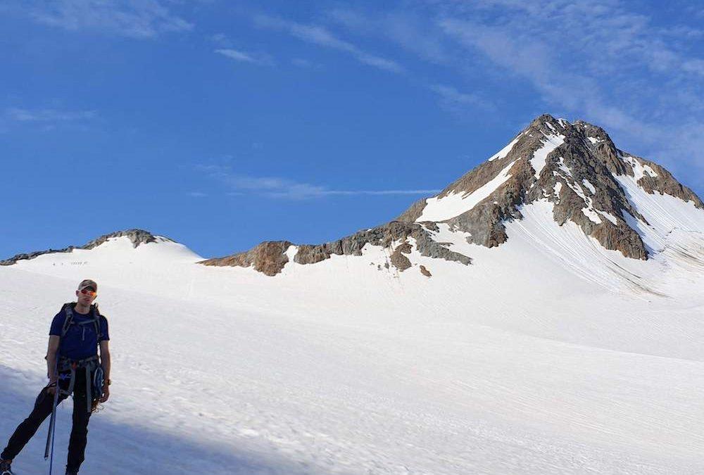 Mijn huttentocht over de toppen van het Ötztal