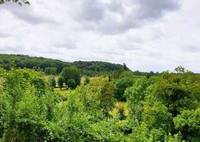 Vergezichten vanaf de heuvels van Zuid-Limburg