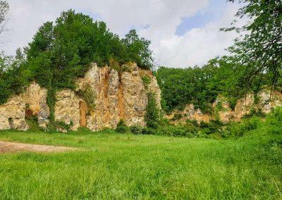 Mergelgrotten in Zuid-Limburg