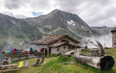 Berghutten Frankrijk – Refuge de Plan-Sec
